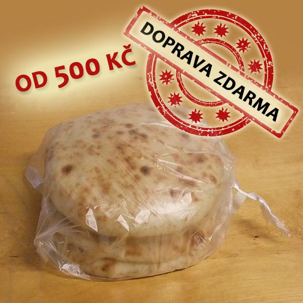 doprava-pita-chleb-baleni